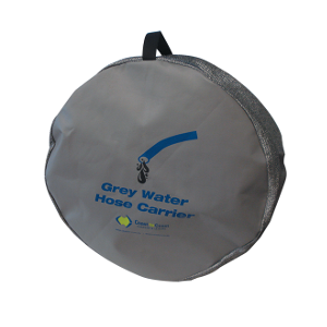Coast Grey Water Hose Carrier