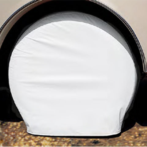 "ADCO Tyre Guard White 27""- 29"""