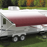 Carefree Fiesta Shale Fade Awning 15 foot (4.5m)