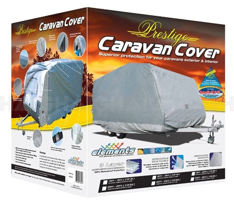 Prestige Caravan Cover 16-18FT