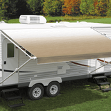 Carefree Fiesta Shale Fade Awning 13 foot (3.9m)