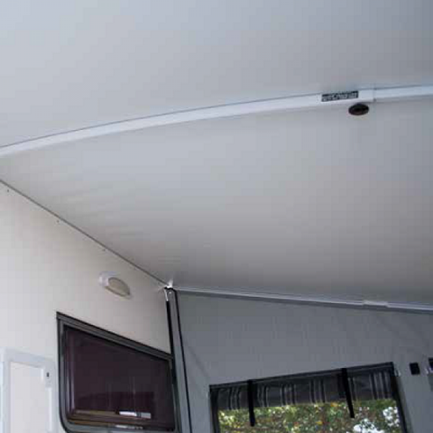 Aussie Traveller Curved Roof Rafter Maxi Curve