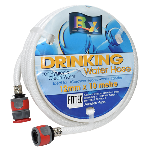 10M Drinking Hose With Fittings