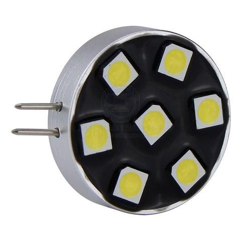 LED G4 Replacment 7 Chip - Single