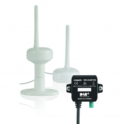 DAB+ Module with Powered Antenna MS-DAB100A