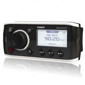 Fusion MS-RA55 Stereo - 4 Channel with AM/FM/AUX and BT Streaming