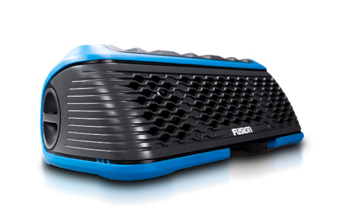 Fusion StereoActive - World's First Portable Watersport Stereo BLUE