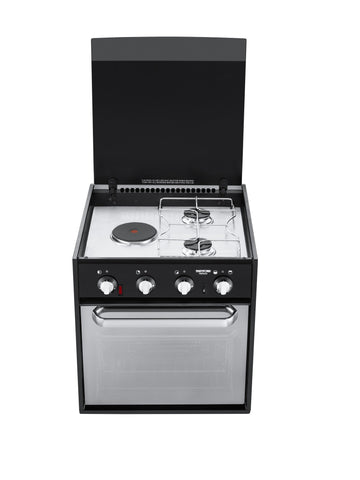 Spinflo Triplex Mk3 Gas & Electric Hot Plate, Grill & Oven