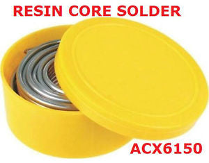 3.2mm Resin Core Solder Wire Tin 40 Lead 60 3.2mm Soldering Wire ACX6150