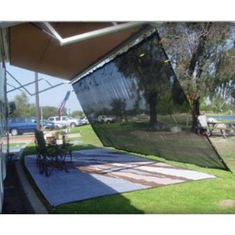 Australian RV Privacy Screen - 3.4M (suits 12-13')