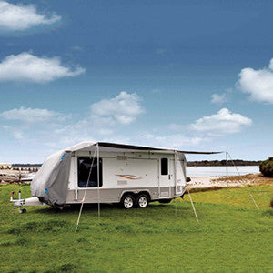 Camec Caravan Cover — 6.6M-7.3M (22Ft- 24Ft)