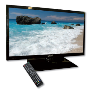 "Sphere Onyx S2 21.5"" Fhd Led Tv Dvd Combo"