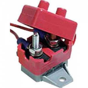 Baintech Red Boot To Suit Short Stop Circuit Breakers