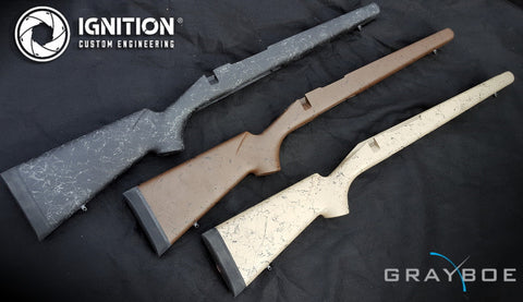 Outlander Stock (hunting lightweight composite)