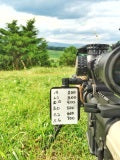 Rifle Mounted Data Holder