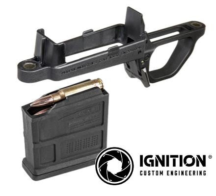 Hunter Bottom Metal Short Action & Magazine (5 round)