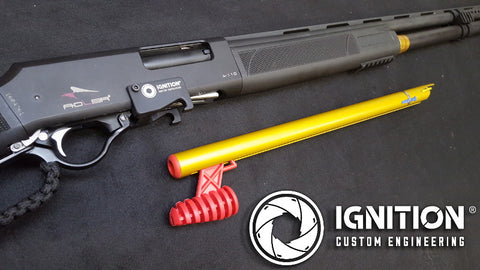 Speed Loader Gate & Tube Bundle (for Shotgun)