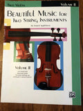 Applebaum, Beautiful Music for Two String Instruments - Two Violas, Volume 2