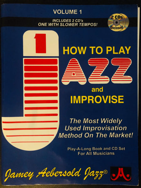 Aebersold, How to Play Jazz Vol. 1