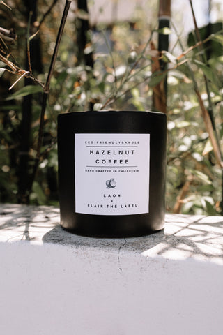 Coco Affair Candles - Hazelnut Coffee