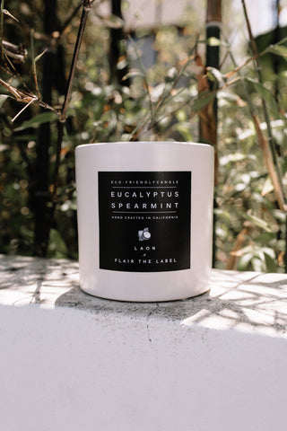 Coco Affair Candles - Eucalyptus Spearmint