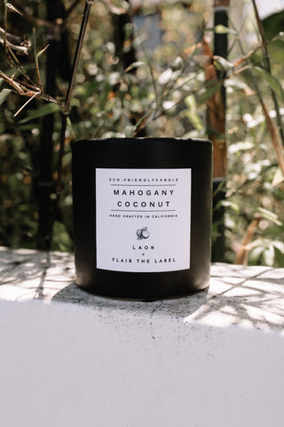 Coco Affair Candles - Mahogany Coconut