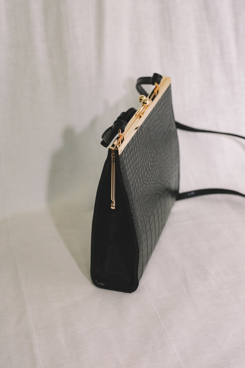 Vivien Shoulder Bag - Noir