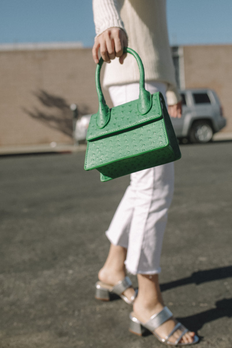 Petra Bag - Green