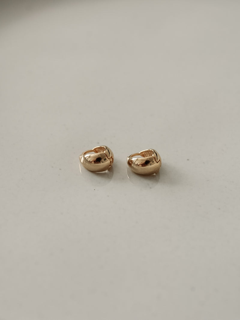 Adel Gold Earrings