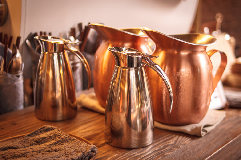10 Amazing Health Benefits of Drinking Water From Copper Vessel