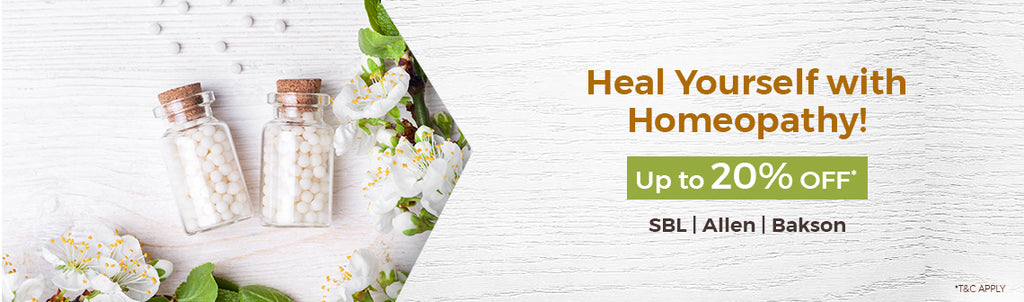 Buy Homeopathic Medicines & Products Online at Low Prices in
