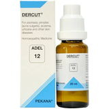 ADEL 12 Dercut Drop 20Ml For Pimples, Acne &  Skin Diseases