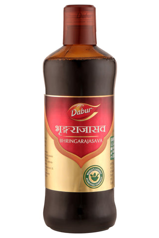 Dabur Bhringrajasava - Gain Weight & To Relieve Tiredness