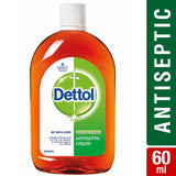 Dettol AntiSeptic Liquid 60Ml