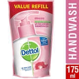 Dettol Liquid Soap Refill Pouch, Skincare - 175 ML