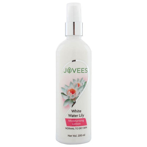 Jovees White Water Lily Moisturising Lotion 200Ml