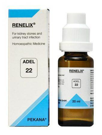 ADEL 22 Renelix Drops 20Ml For Kidney Stones