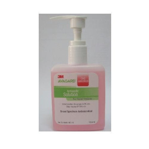 3M Avagard CHG Handrub 100Ml With Pump