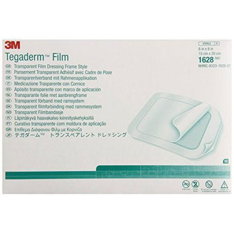 3M Tegaderm Flim 1628, 10Pieces