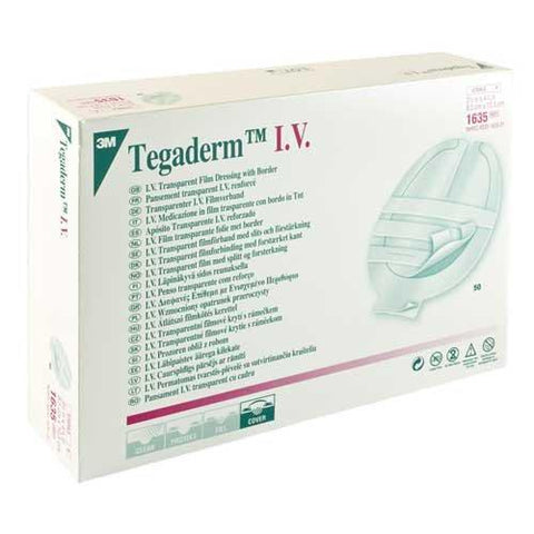 3M Tegaderm Flim 1635, 50Pieces