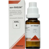 ADEL 4 Apo-Rheum Drop 20Ml For Arthritis, Muscles & Joint Pain