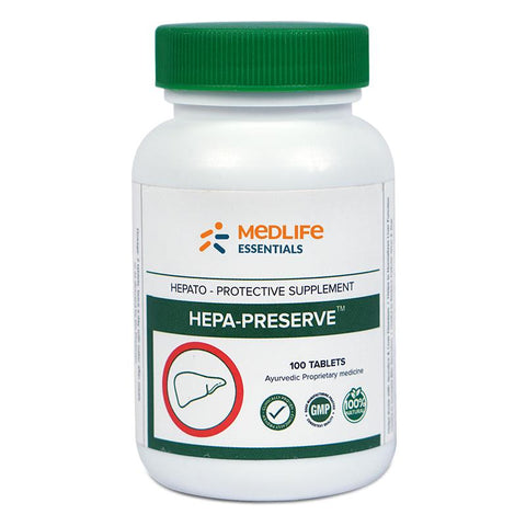Medlife Essentials Hepa-Preserve (Liver Care Supplement)