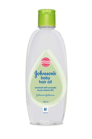 Johnson's Baby Hair Oil with Avocado 100Ml