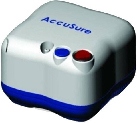 Accusure FM Pistoncompressor Nebulizer