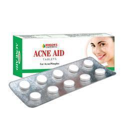 Bakson's Acne AID 75 Tablets (Pack Of 2)