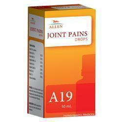 Allens A19 Joint Pains Oil