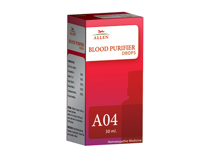 Allens A4 Liquid - Blood Purifier