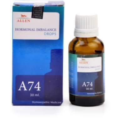 Allens A74 Hormonal Imbalance Drops