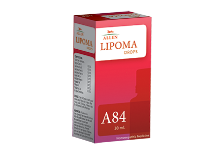 Allens A84 Lipoma Drop For Reducing Lipoma Size & Controls Formation Of New Lipomas