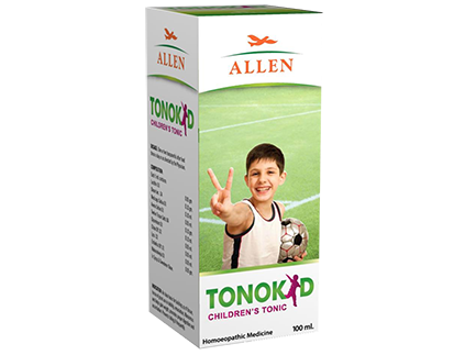 Allens Tonokid Tonic For Building Up Of Tissue, Debility, Emaciation, Marasmus, Weight Gain,  Proper Digestion & Assimilation